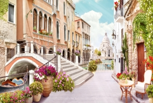 Уютная Венеция  400х270 см