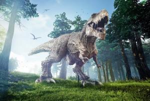 Тираннозавр  400х270 см