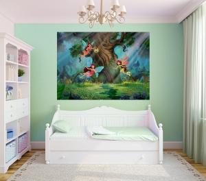 Фотообои/H коллекцияВолшебный лес 200х147
