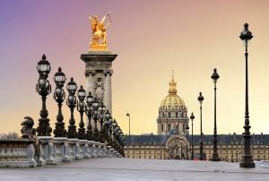 Фотообои/K коллекцияПлощадь Парижа 400х270 см