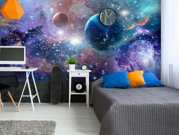Фотообои/K коллекцияМанящий космос 300х147 см