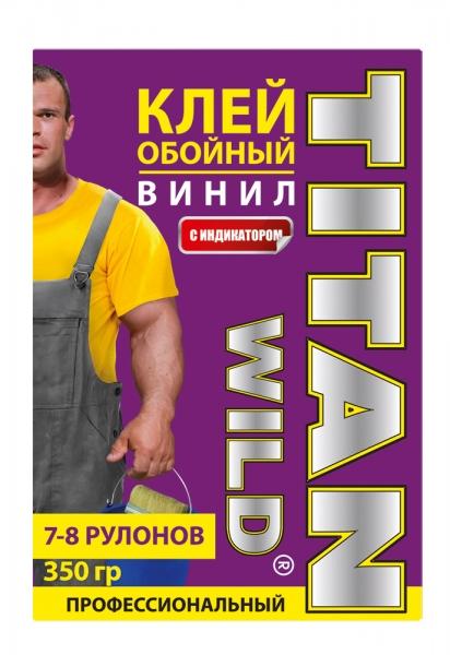 Titan Wild/Обойный клейTitan Wild обойный винил 250 С/И (250 гр.)