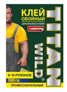 Titan Wild/Обойный клейTitan Wild обойный универсал. 300 Б/И (300 гр.)