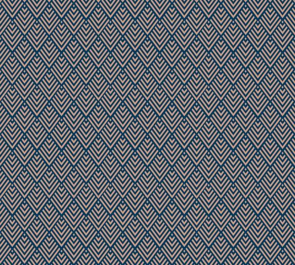 Фотообои/P коллекцияОрнамент ромбы (синий) 300х270
