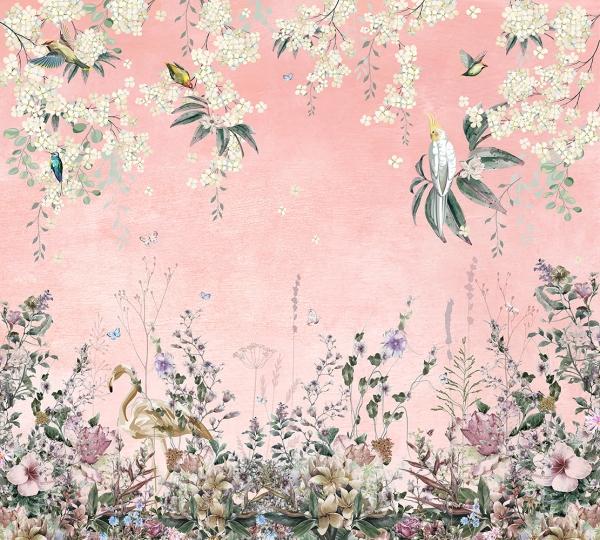 Нежные цветы 300х270