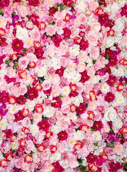 Россыпь цветов 200х270 см