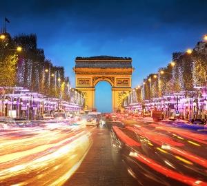 Фотообои/C коллекцияТриумфальная арка 300х270 см