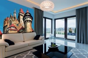Старый замок 300х270 см