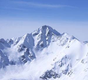Снежные горы 300х270 см