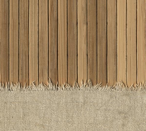 Деревянная стена 300х270 см