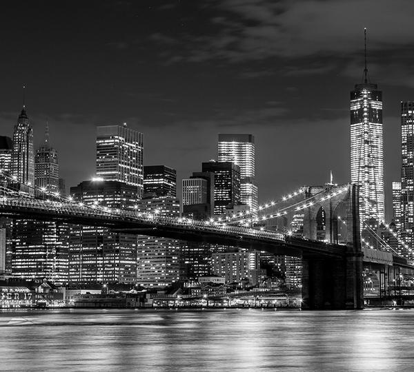 Вид на мост 300х270 см