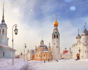 Вологда 300х238 см