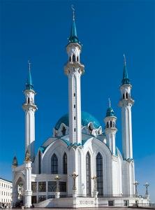 Светлая мечеть 200х270 см