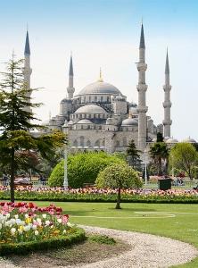 Стамбул Голубая мечеть 200х270 см