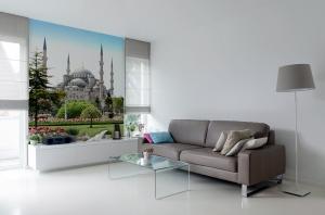 Фотообои/C коллекцияСтамбул Голубая мечеть 200х270 см