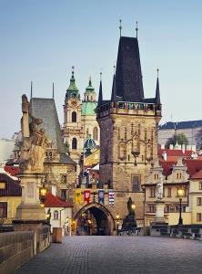 Фотообои/C коллекцияМост в Праге 200х270 см