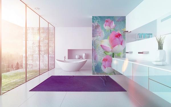 Фотообои/D коллекцияСказочный цветок 200х270 см