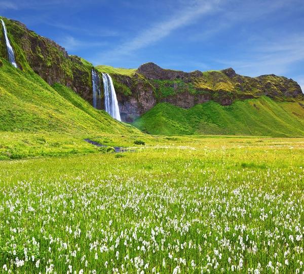 Прекрасный водопад 300х270 см