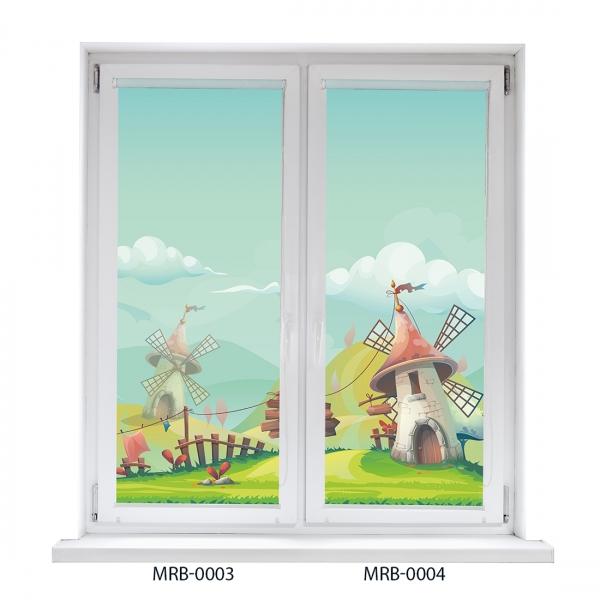 Рулонные шторы DIVINO DelDecor/Мини шторыMRB-0003 (02 Термо-Блэкаут, 72(68)x170 см)
