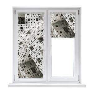 Рулонные шторы DIVINO DelDecor/Мини шторыMRB-0109 (02 Термо-Блэкаут, 72(68)x170 см)