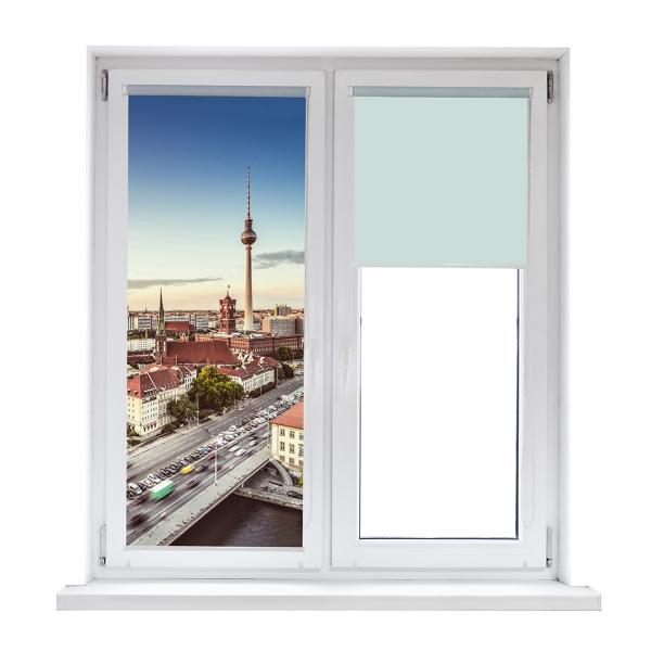 Рулонные шторы DIVINO DelDecor/Мини шторыMRB-0160 (02 Термо-Блэкаут, 72(68)x170 см)