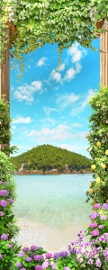 Рулонные шторы DIVINO DelDecor/Мини шторыMRB-0267 (02 Термо-Блэкаут, 72(68)x170 см)